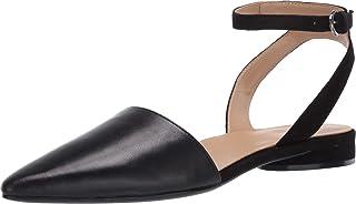 Naturalizer Hartley 女士露跟玛丽珍平底鞋