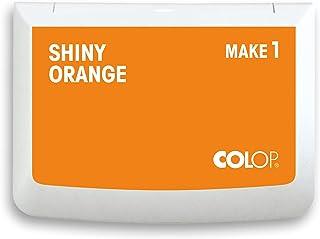 COLOP 印台 MAKE 1 闪亮橙色,50 x 90 毫米