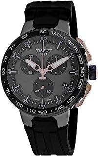 Tissot 天梭 T-Race 自行车 黑玫瑰金 T111.417.37.441.07