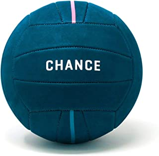 Chance 高级室内/室外排球(尺码 5)适合男士或女士在沙滩上或宫廷上使用