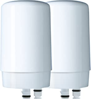 BRITA Tap 水过滤系统替换 filters 适用于水龙头阀杆