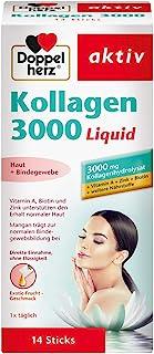Doppelherz 胶原蛋白 3000 液体,14 个装