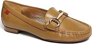 女式真皮巴西制造 Grand STREET 搭扣乐福鞋 MARC Joseph NY 时尚鞋子