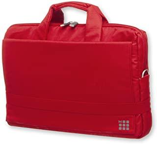 Moleskine 商务包 可收纳15英寸笔记本电脑 附带肩带 ET53DBH15G1 佩恩 设备包 水平(横型) 15.4英寸 红色 Free Size