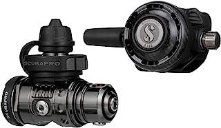 Scubapro MK19 Evo Din300/G260碳黑色技术潜水调节器系统