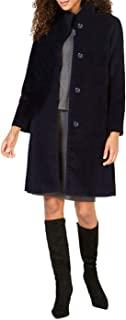 Jones New York 女式羊毛混纺步行外套