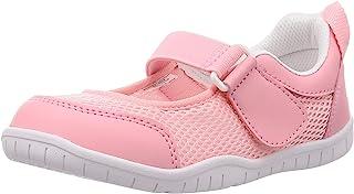 [IFME] 室内鞋 15厘米~21厘米 透气鞋底 芭蕾型 SC-0008 儿童