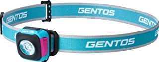 GENTOS LED头灯 USB充电式 [亮度260流明/实用照明2小时/防溅] 内置充电电池CP-260R 符合ANSI标准
