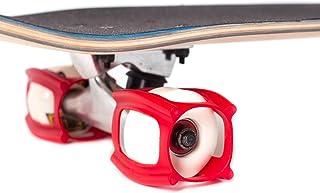 SkaterTrainer 2.0,橡胶滑板配件可完美塑造您的奥莉和跳跃 - 马上学习、练习和地面技巧!
