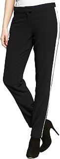 COMMA 女式直筒修身长裤