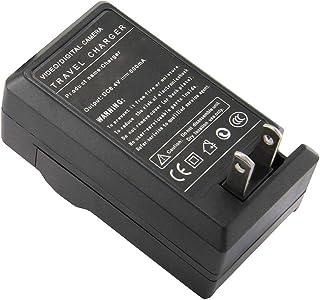 Amsahr 数码替换相机和摄像机迷你电池旅行充电器,灰色CH-MNNP400-1CT CH-MNNP400-1CT 灰色