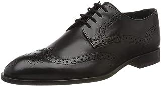 TED Baker 男士 Trvss 粗革布鞋
