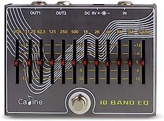 Caline CP-81 EQ 10 频段吉他踏板