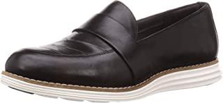 Cole Haan 女士 Original Grand Lfr 乐福平底鞋