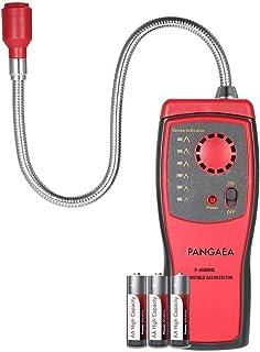 便携式丙烷甲烷和天然气体泄漏检测器(含电池),可燃气体探测器,燃气测试仪传感器,带声光报警,可调节