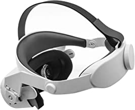 LICHIFIT 头带 可调节头带 适用于腰带 Oculus Quest2 VR 眼镜 虚拟现实配件