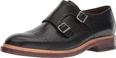Bostonian 男士 Somerville Mix Monk-Strap 乐福鞋