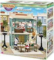 Sylvanian Families 6018 美味餐廳玩具組合,新鎮系列