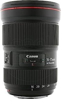 Canon 佳能 镜头 EF 16-35 毫米 F2.8L III USM 超广角 适用于 EOS (82 毫米滤镜螺纹),黑色