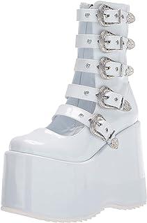 Ellie Shoes 女式 Ash 厚底鞋