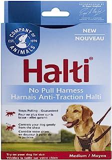 动物公司 Halti 训练牵引绳 黑色 大
