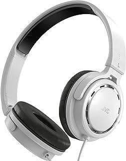 JVC HA-S520 高级声音可折叠头戴式耳机 白色