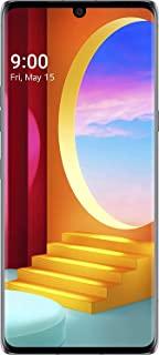 LG Velvet 5G 智能手机 128GB 6GB 双 SIM Aurora 灰色