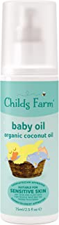 Childs Farm 婴儿油有机椰子 75毫升