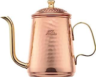 Kalita 咖啡壶铜 600ml # 52260