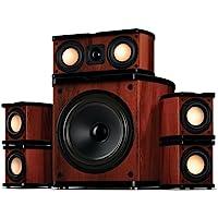 HiVi 惠威 M20-5.1MKII 有源影院系统 5.1声道多媒体音箱
