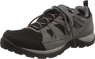 Columbia 男士 Redmond V2 防水徒步鞋,1