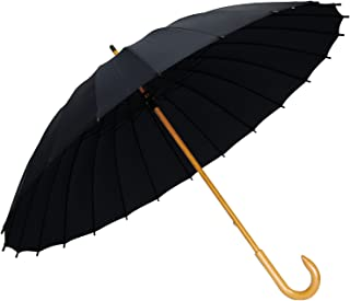 サントス 長傘 蛇の目風 和傘