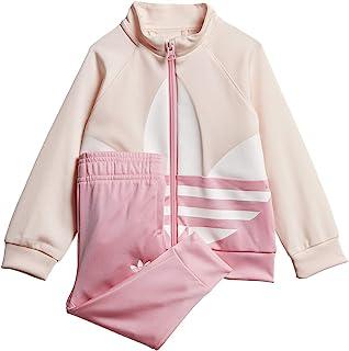 adidas 阿迪达斯 Originals Baby 大三叶草运动服