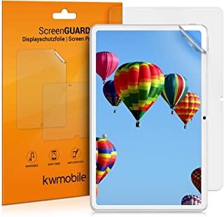 kwmobile 2X 屏幕保护膜与华为 MatePad (10.4 英寸)兼容 - 防刮、防指纹哑光平板电脑屏幕保护膜