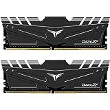 TEAMGROUP T-Force Dark Za (Alpha) 16GB 套件 (2x8GB) DDR4 Dram…