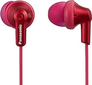 Panasonic 松下 Ergofit 入耳式耳机 金属红色 (RP-HJE120-RA)