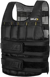 SKLZ 加重背心 Pro。 用于Plyometrics的可调整重量训练背心。 *大承重 20 磅。