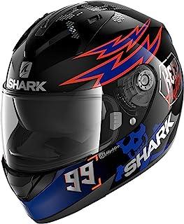 Shark 男士 Ridill Catalan Bad Boy 摩托车头盔