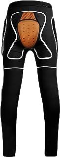 BenKen 保护性加垫短裤,3D EVA 加垫保护装备,适用于滑雪板、滑冰和滑雪,骑行内衣短裤,臀部和尾骨的自行车短裤