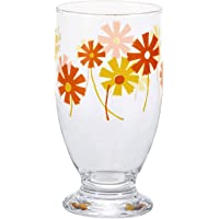 ADERIA 玻璃杯 爱丽丝 335ml 带玻璃底座 复古 日本制造 1857