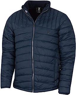 Dare 2b 男式 Diversion 防水绗缝保暖全长拉链夹克夹克