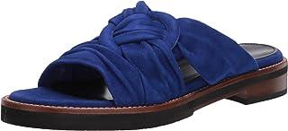 Aquatalia 女士一脚蹬平底凉鞋