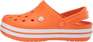 crocs 卡駱馳 Baby Kids' Crocband 兒童洞洞鞋