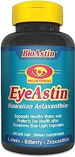 BioAstin 夏威夷虾青素,60 粒胶囊