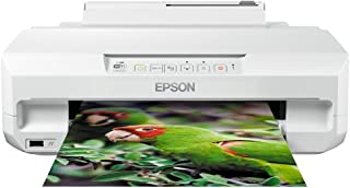 Epson 爱普生 Expression Photo XP-55 Wi-Fi 打印机,白色,Amazon Dash补货就绪