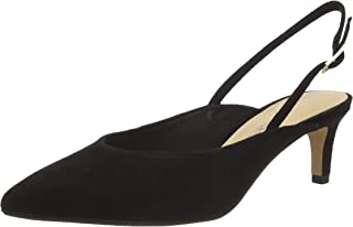 Clarks 女士 Laina55 Sling 露跟高跟鞋