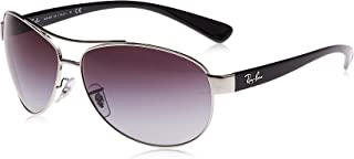 Ray-ban 雷朋 RB3386 - SILVER Frame GREY GRADIENT Lenses 63mm Non-Polarized