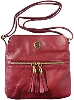 女式斜挎包真皮钱包和手提包斜挎包单肩小钱包 - Cindy