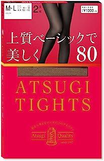 ATSUGI 厚木 连裤袜 ATSUGI 厚木 80D 80旦尼尔 女士 FP10182P