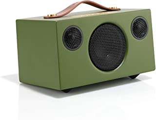 Audio Pro Addon T3 蓝牙紧凑型无线扬声器00157908 绿色